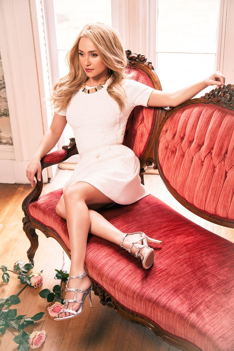 Hayden-Panettiere-leg awesome pictures
