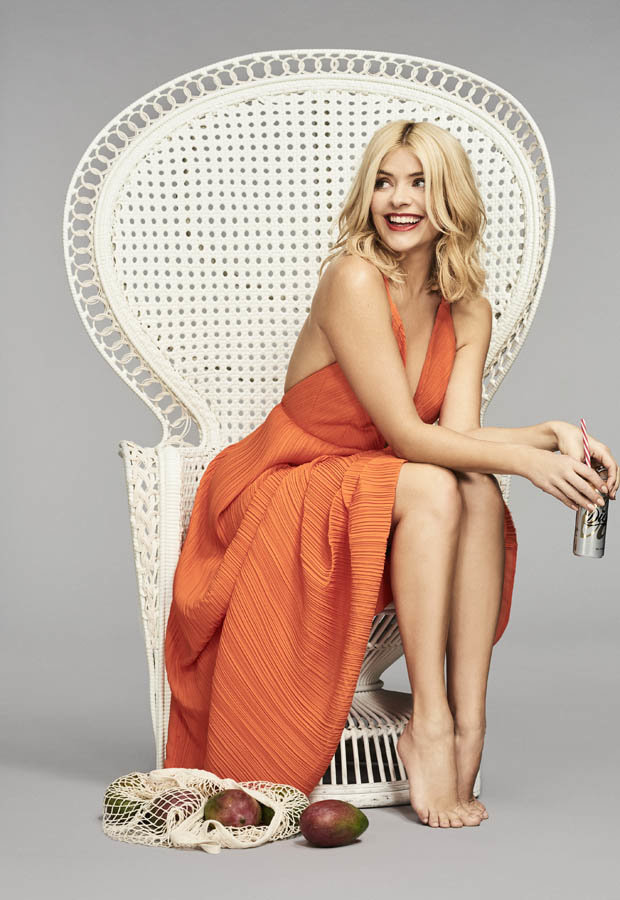 Holly Willoughby Hot Feet