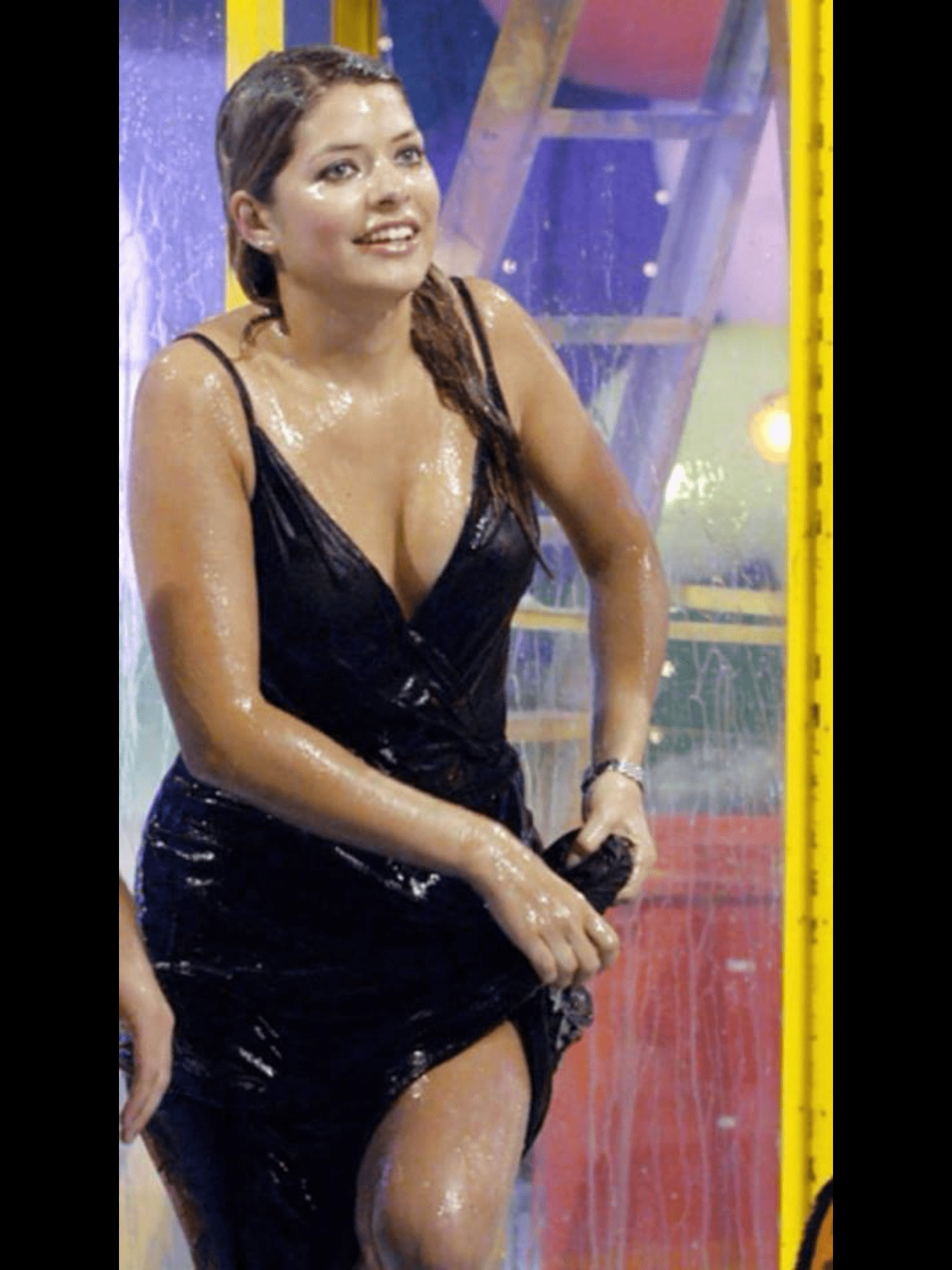 Holly Willoughby Hot on Wet