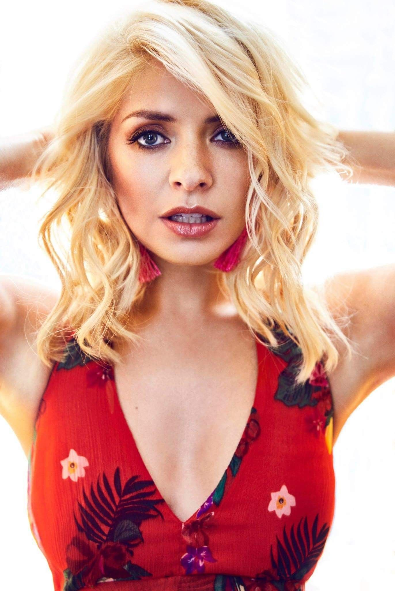 Holly Willoughby Photoshoot