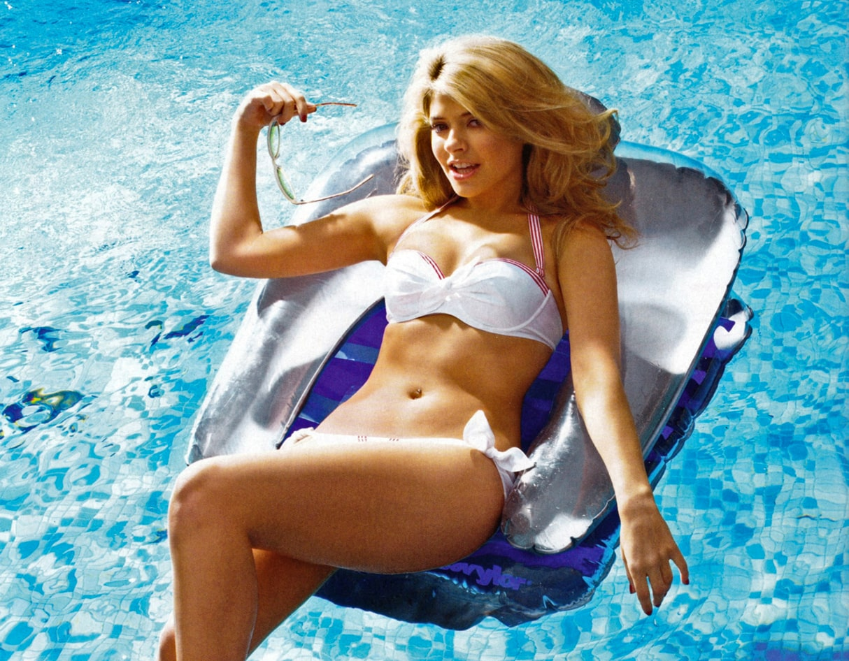 Holly Willoughby Sexy Butt