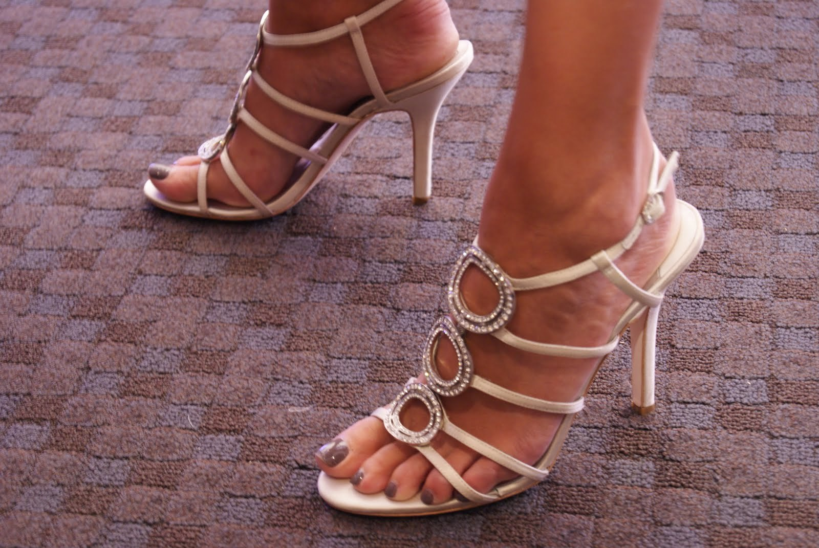 Ivanka Trump Beautiful Feet Image