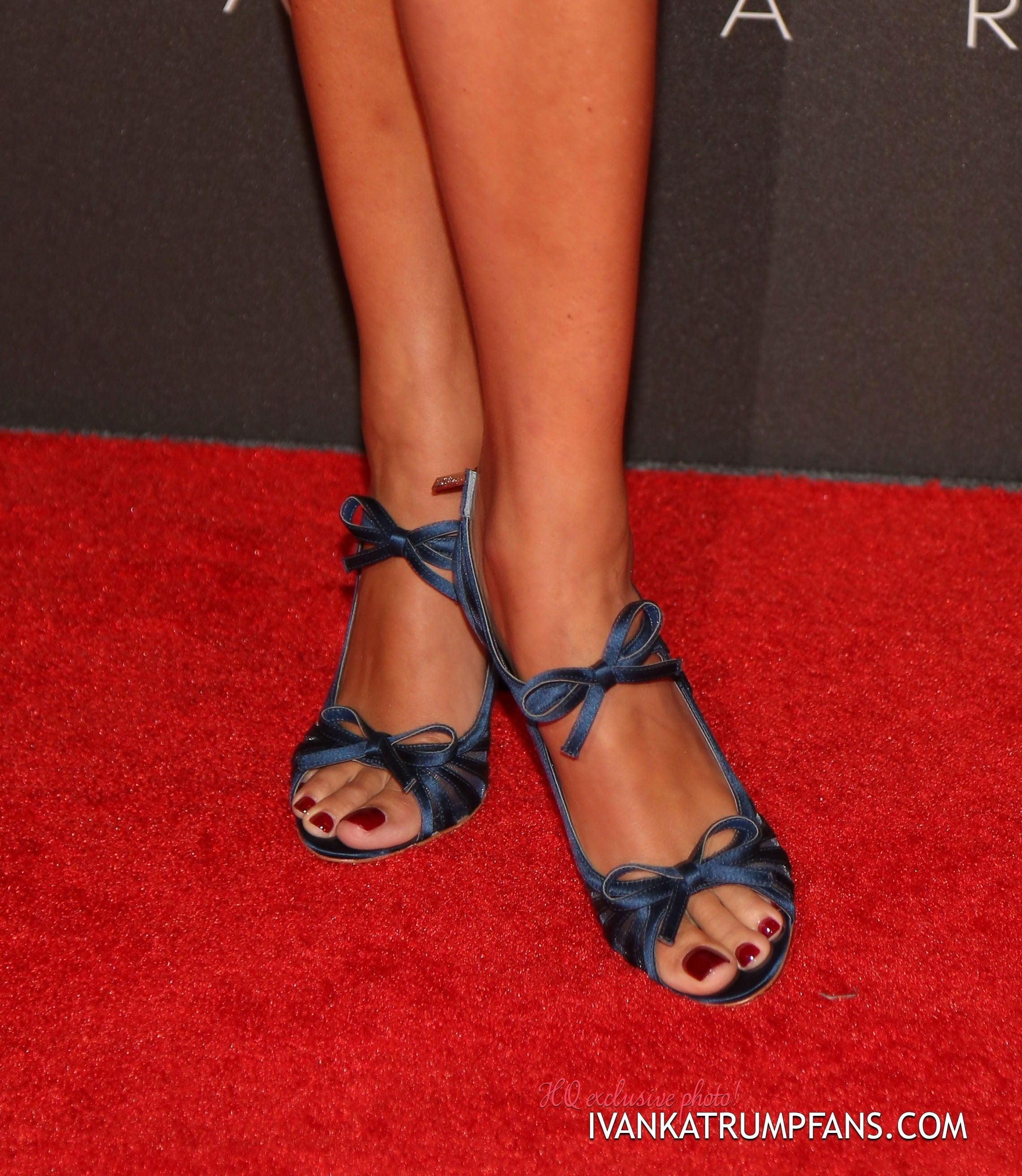 Ivanka Trump Ivanka Trump Beautiful Feet Image