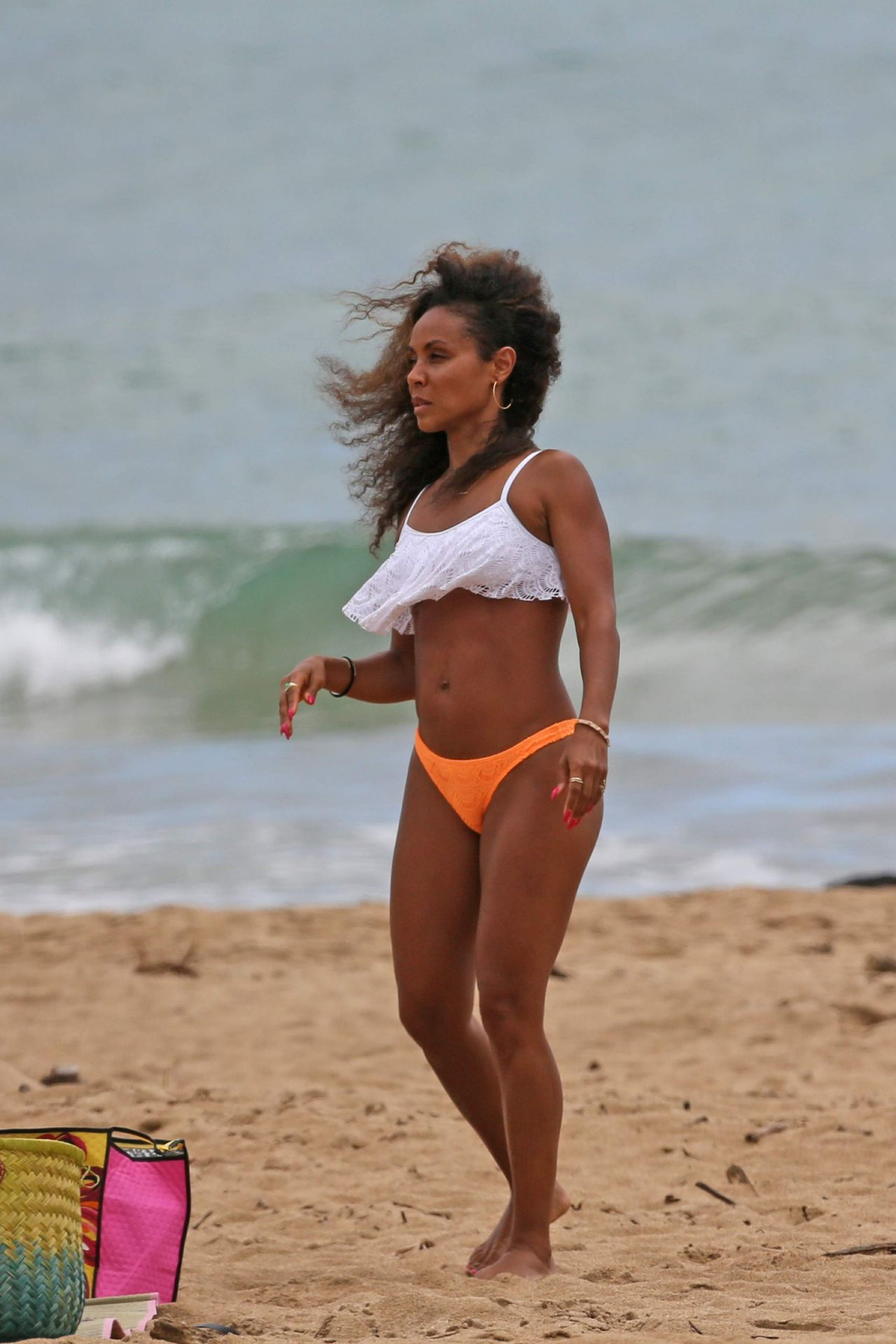 Jada Pinkett Smith Hot Photoshoot
