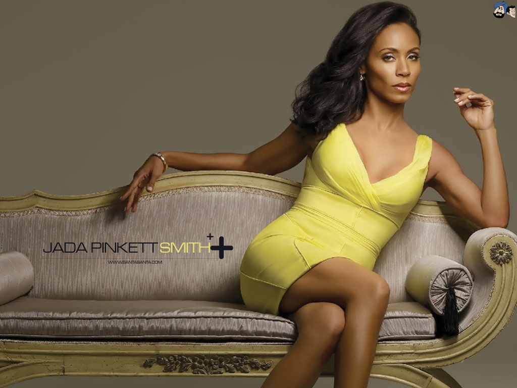 Jada Pinkett Smith Photoshoot