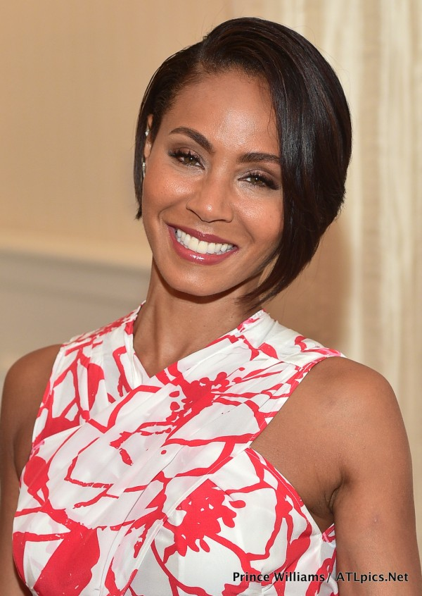 Jada Pinkett Smith Smile
