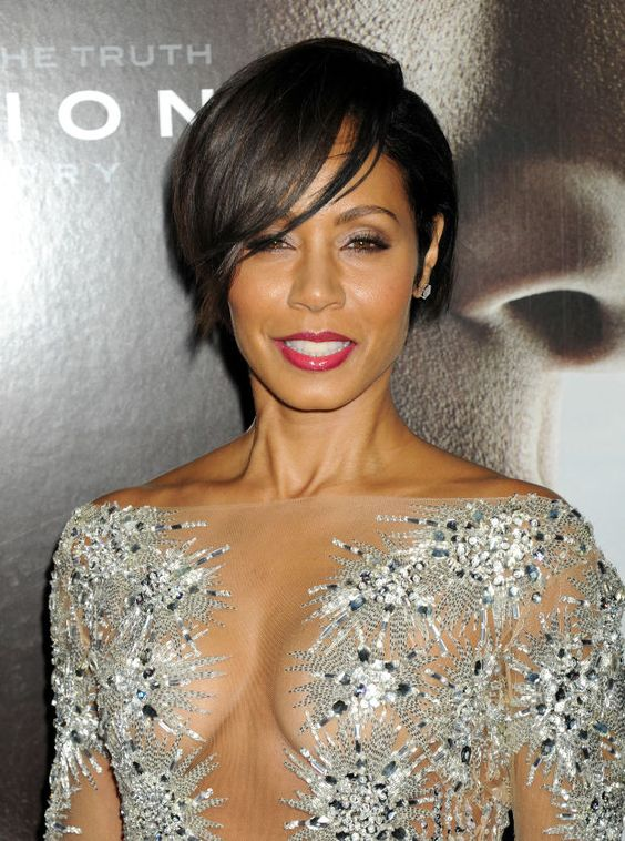 Jada Pinkett Smith on Awards