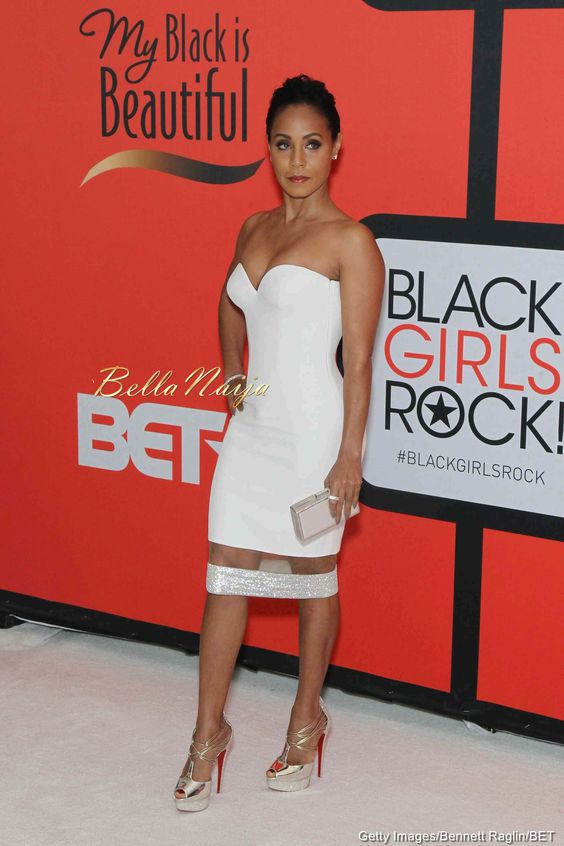 Jada Pinkett Smith on Black Girls Rock