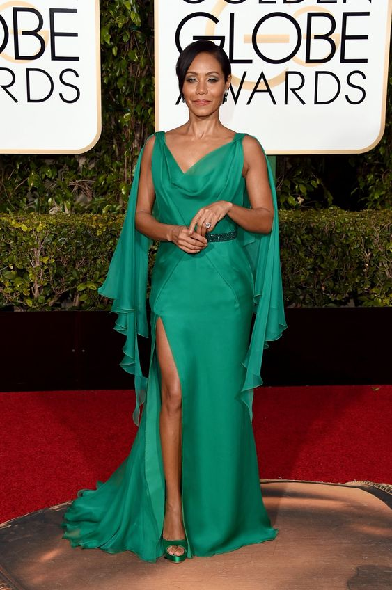 Jada Pinkett Smith on Glodal Awards