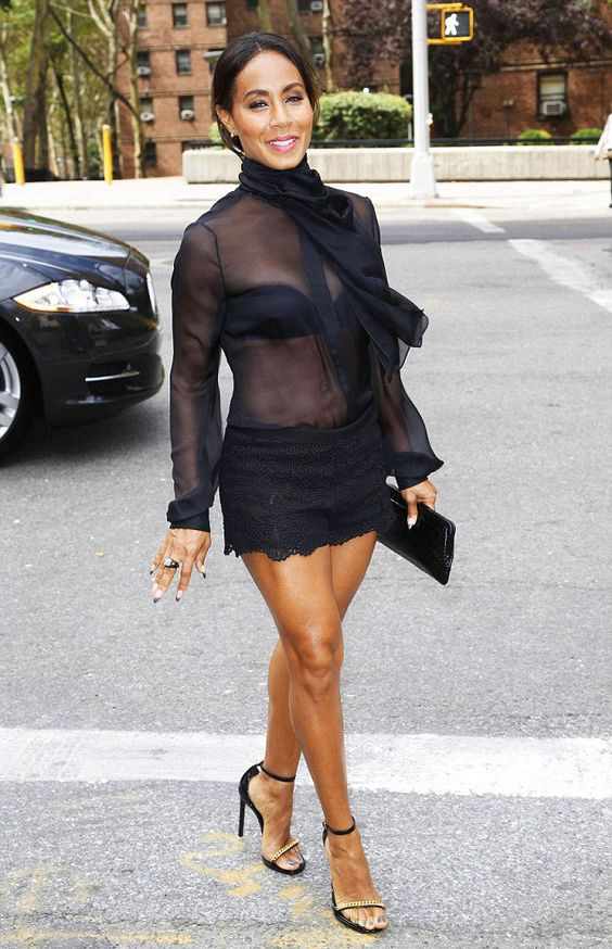 Jada Pinkett Smith on the Road