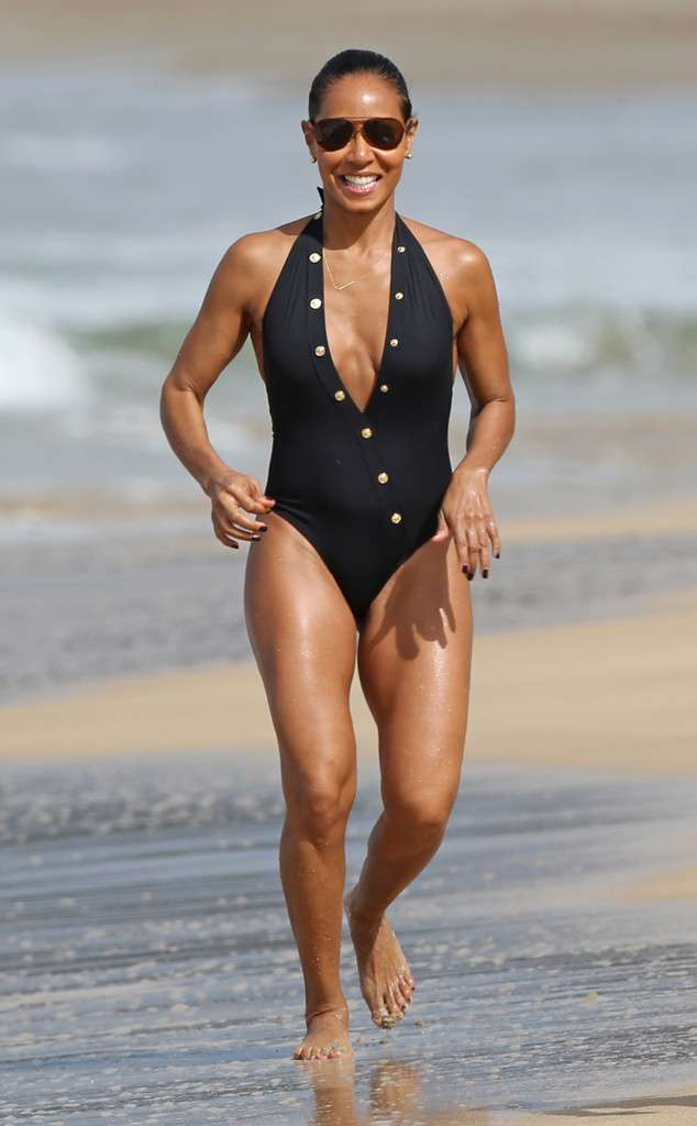 Jada Pinkett Smith wearing Gaugle