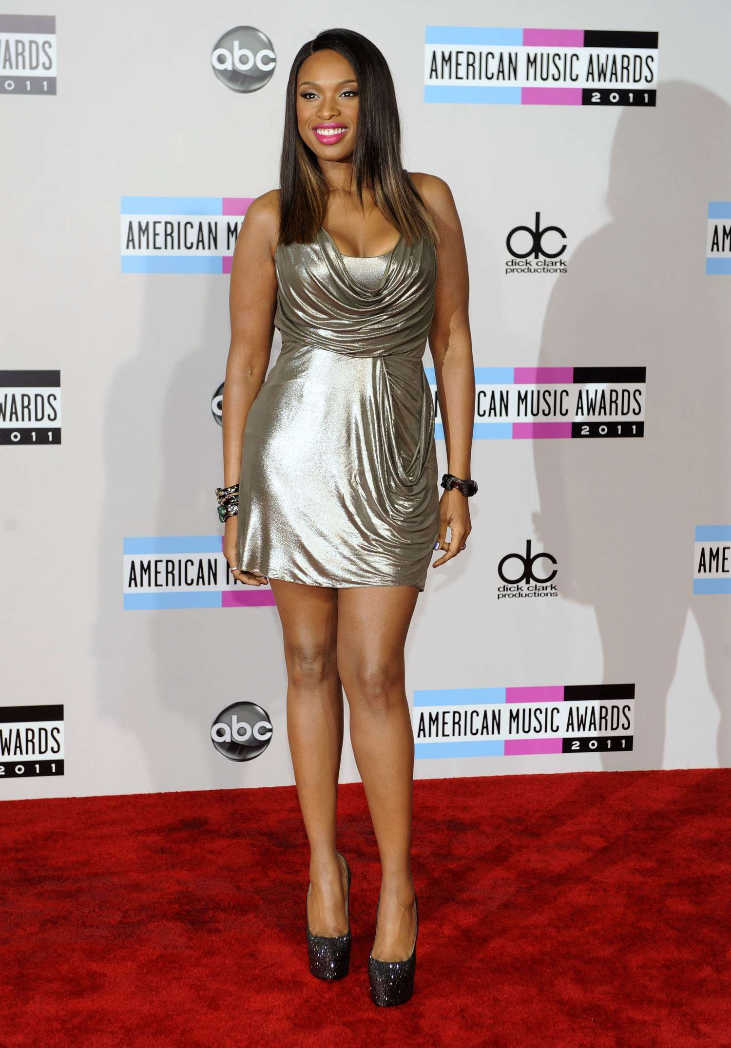 Jennifer Hudson on Music Awards
