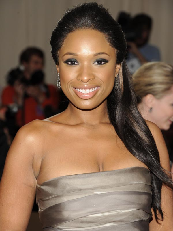 Jennifer Hudson on Party