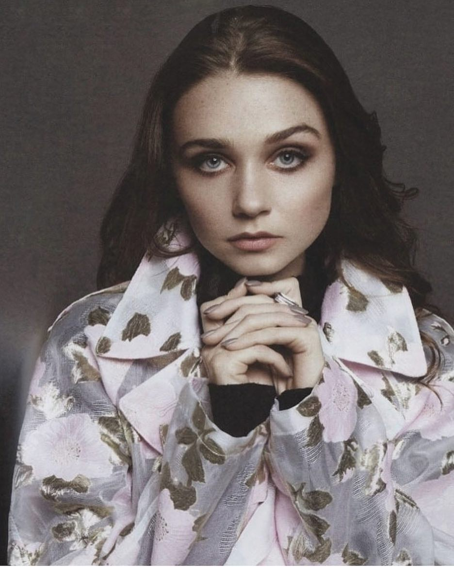 Jessica Barden Beautifull Eyes