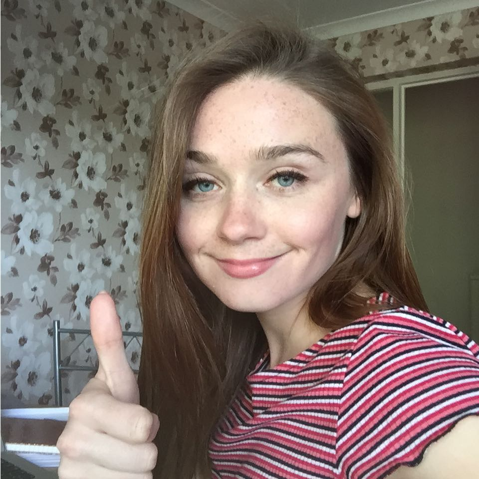 Jessica Barden Good Luck