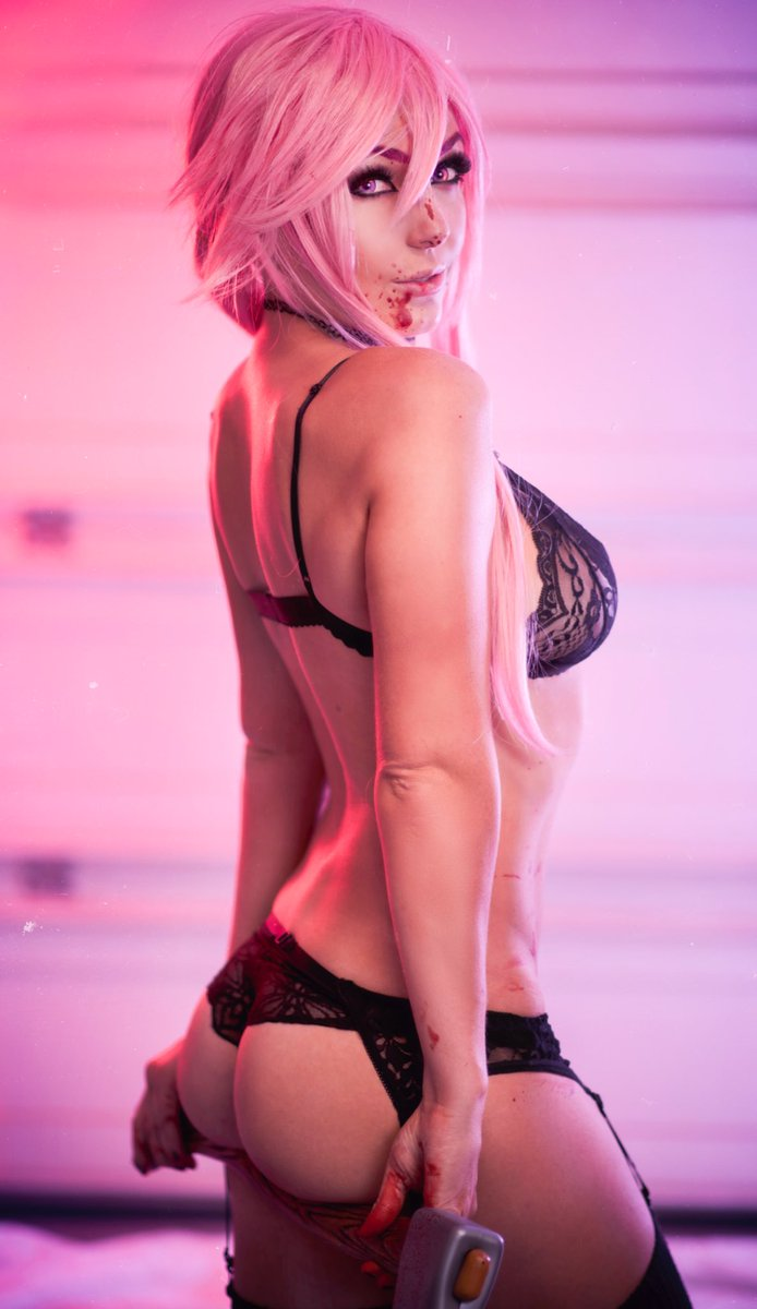 Jessica Nigri hot lady