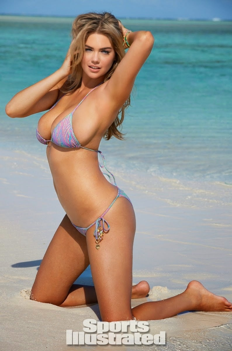 Kate Upton Sexy Feet Picture