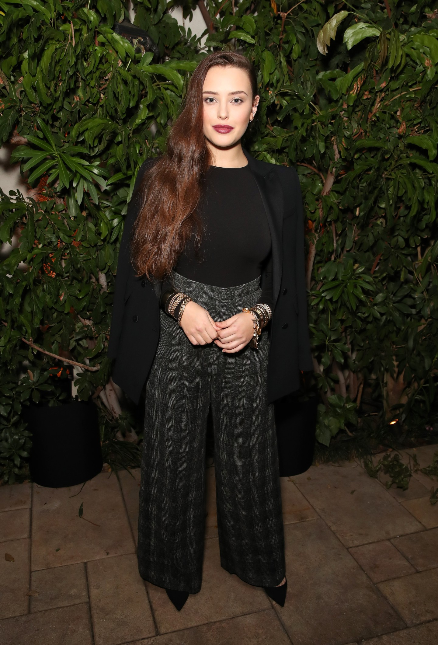 Katherine Langford on Party
