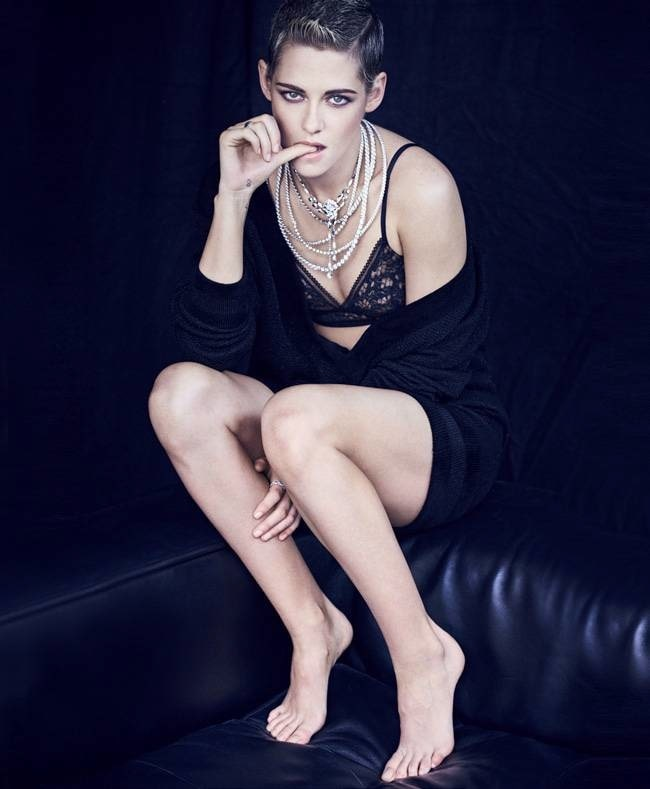 49 Sexy Kristen Stewart Feet Pictures Are Really -4878