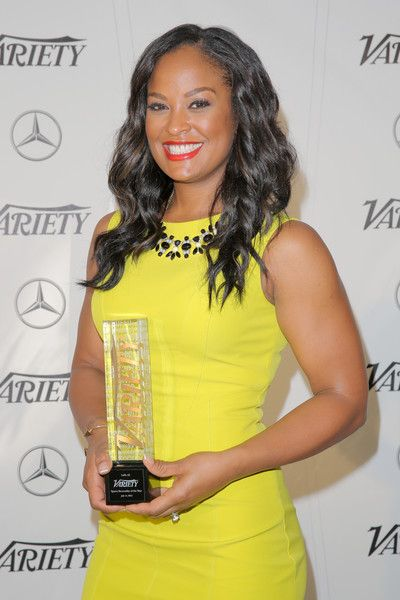 Laila Ali on Ariety Awards