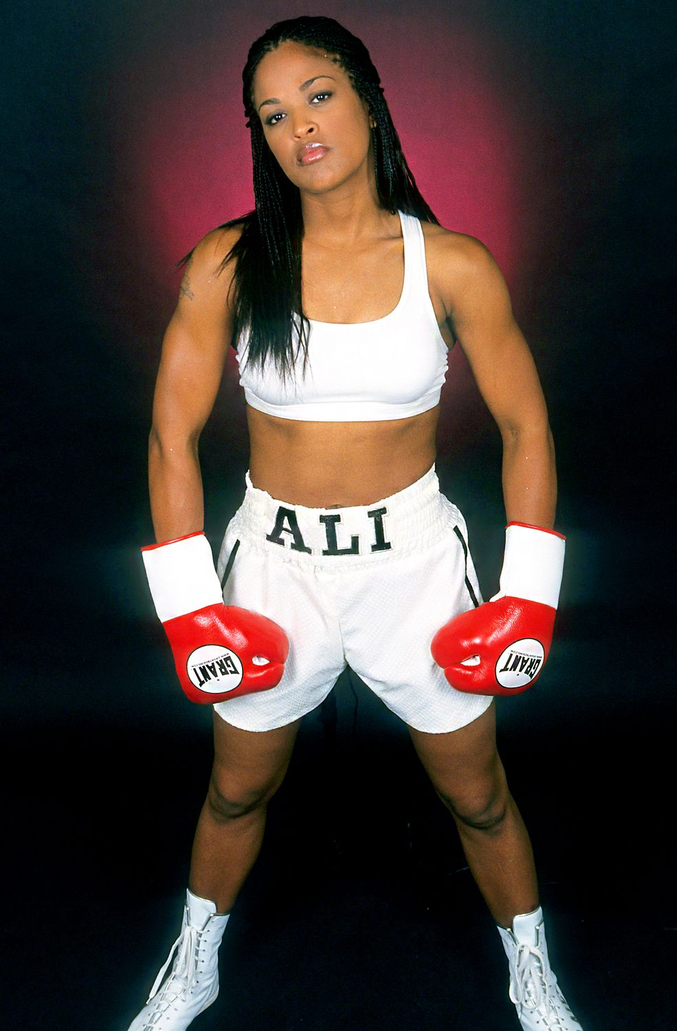 Laila Ali on Boxing Champion