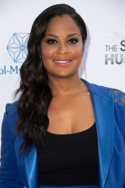 Laila Ali on Photoshoot