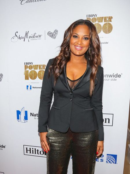 Laila Ali on Power 100