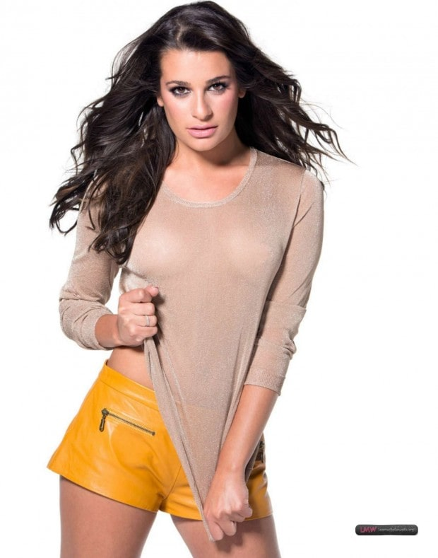 49 Hot Pictures Of Lea Michele Will Make You Drool For Her Best