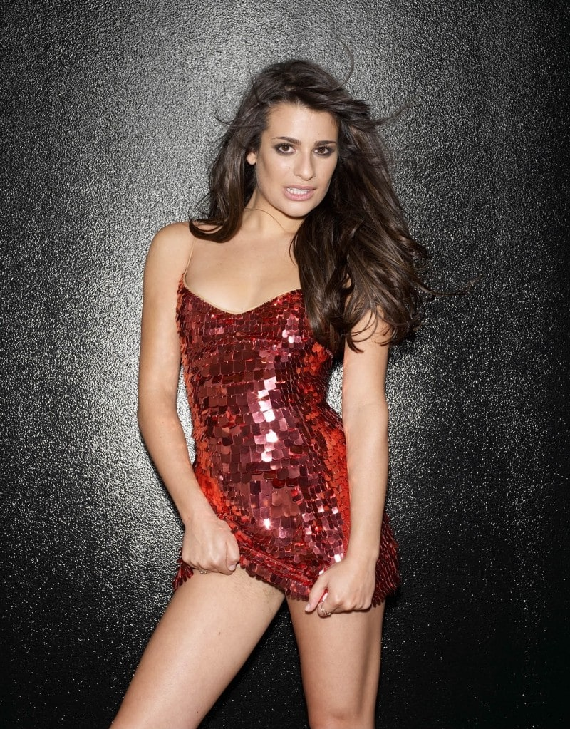 Lea michele sexy hot new photo