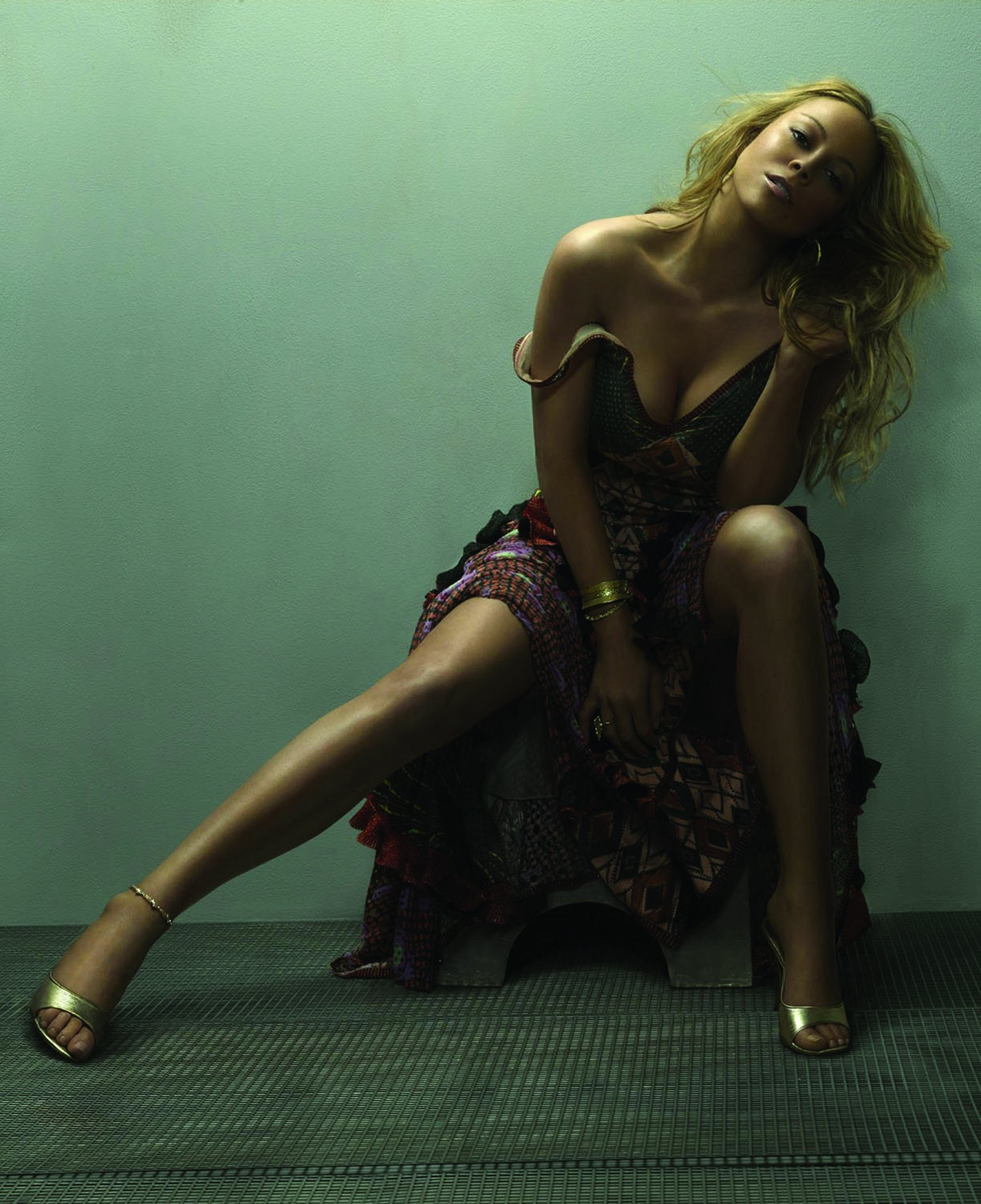 Mariah Carey feet awesome pictures