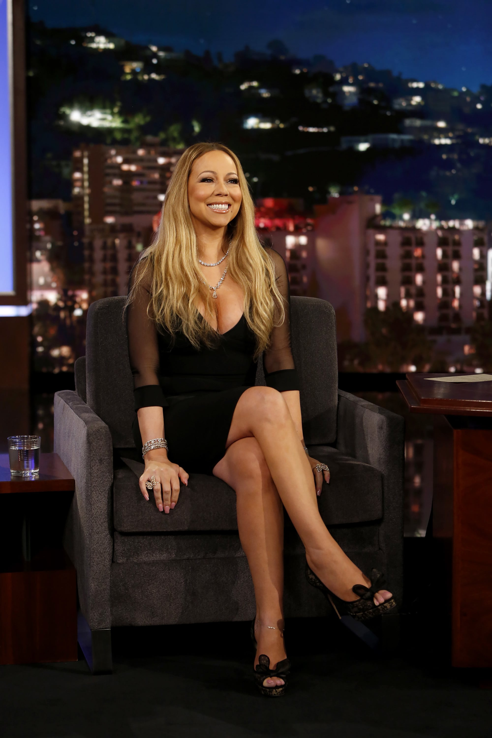 49 Hottest Mariah Carey Sexy Feet Pictures Are Amazingly -7863
