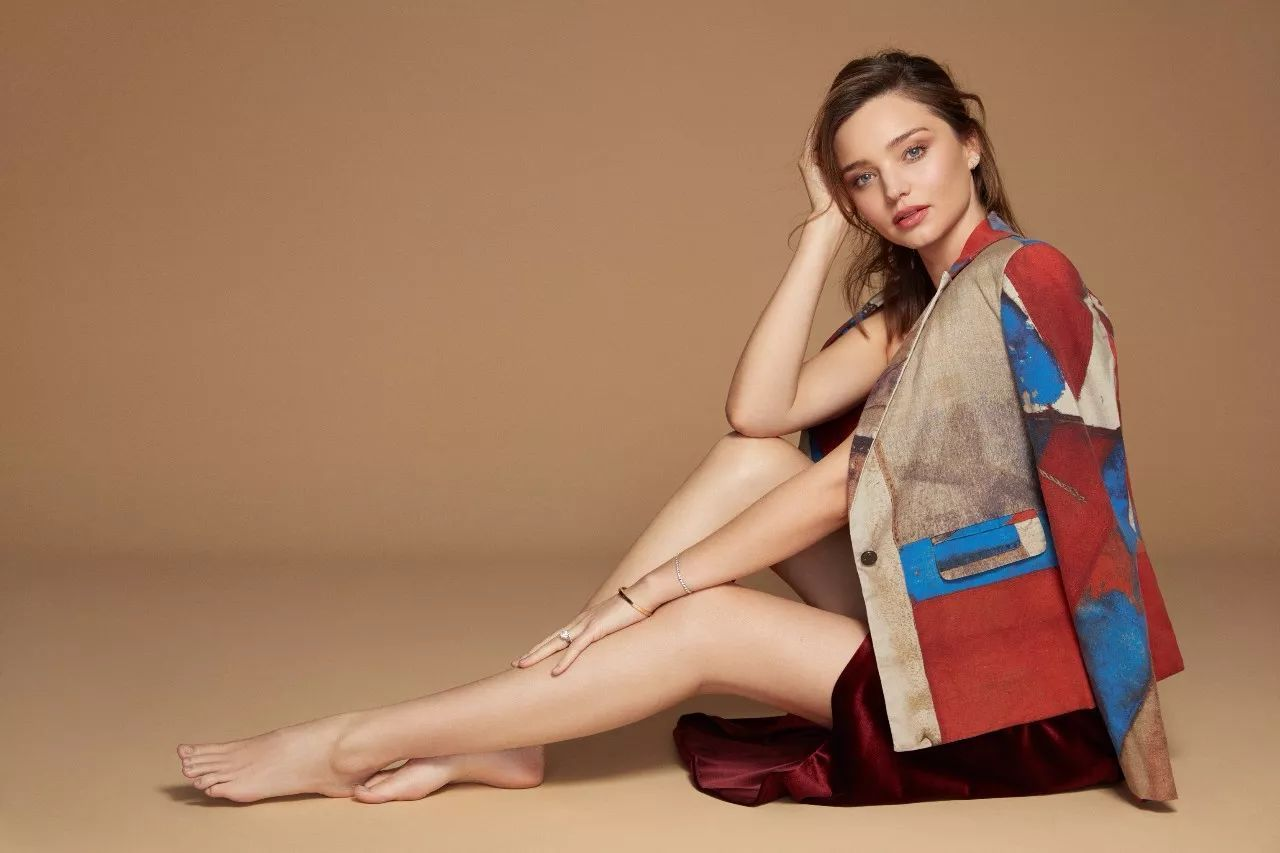 Miranda Kerr feet awesome