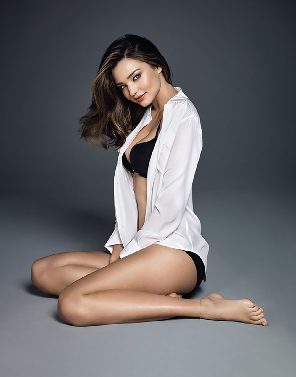 Miranda Kerr hot Bare Feet