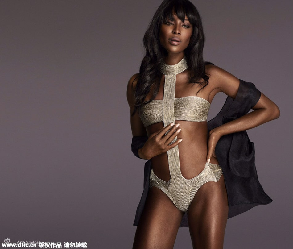 Naomi Campbell Hot Photoshoot