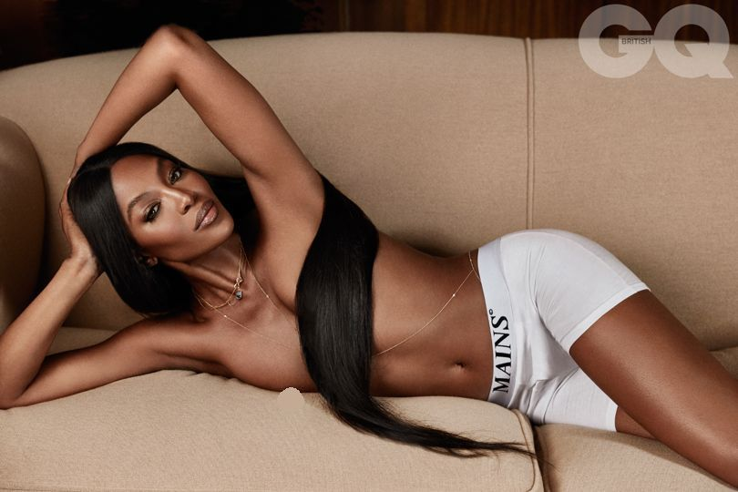 Naomi Campbell Sexy Pictures