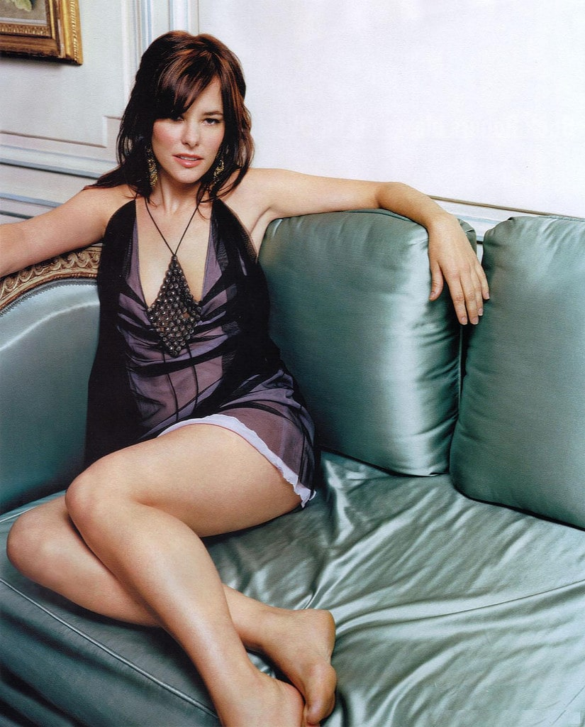 House of yes parker posey nude something is
