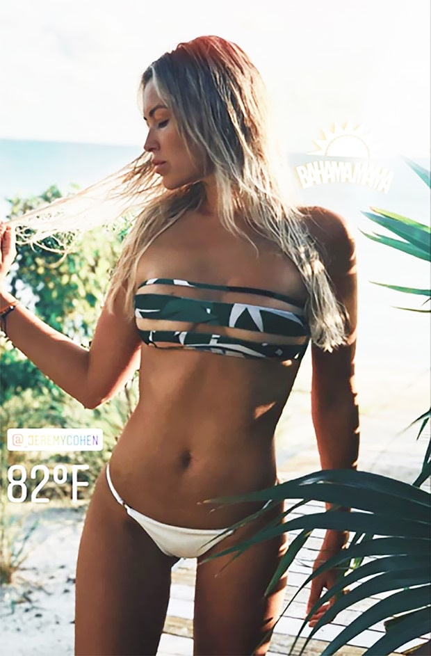 Hot Pictures Of Paulina Gretzky Are Provocative As Hell
