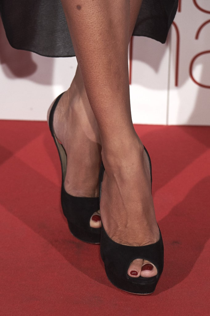 Penelope Cruz Sexy Feet Photo