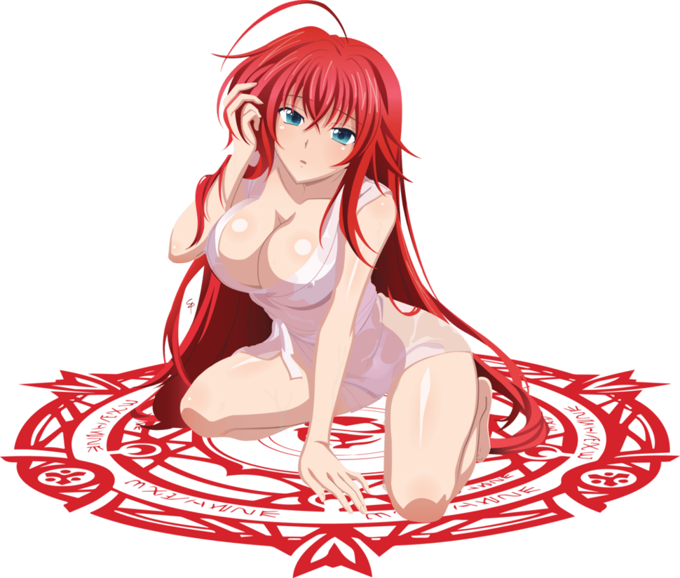 Rias Gremory very hot