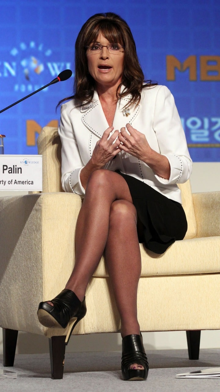 Hot Sexy Sarah Palin Pictures, Fashion Styles and