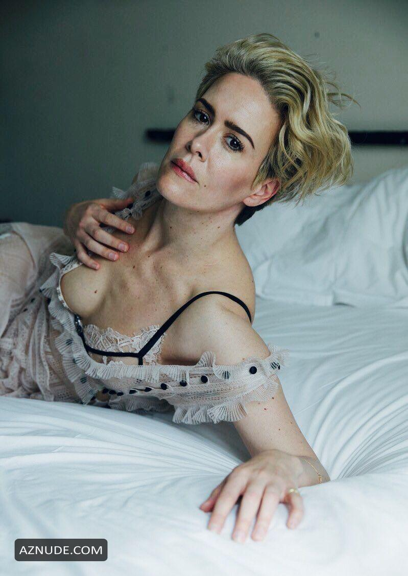 49 Hot Pictures Of Sarah Paulson Which Will Make You Drool For Her   Best Of Comic Books