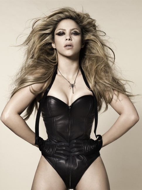 For shakira hot body nude opinion
