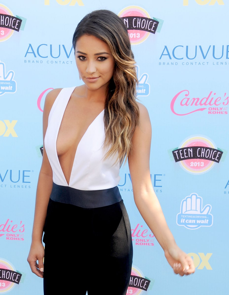 Shay Mitchell on Awards