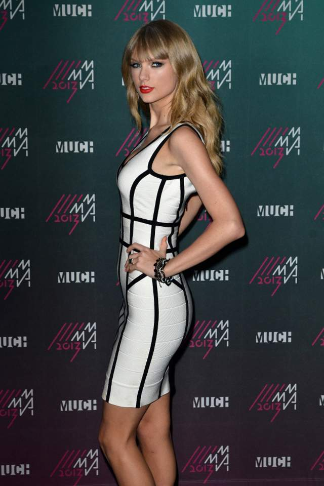 Taylor Swift Hot Dress