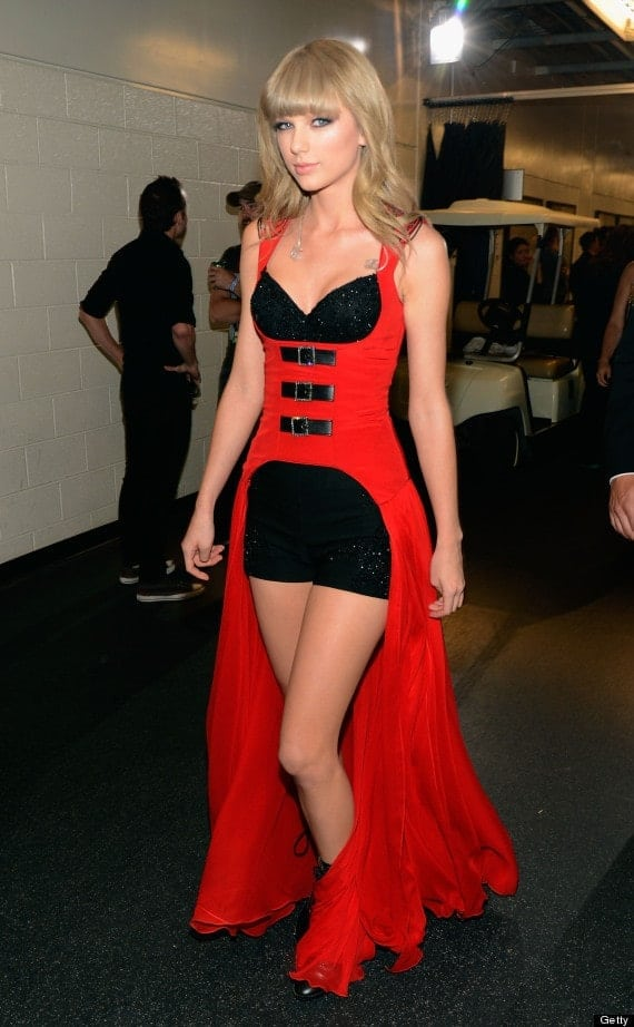 Taylor Swift Sexy Dress