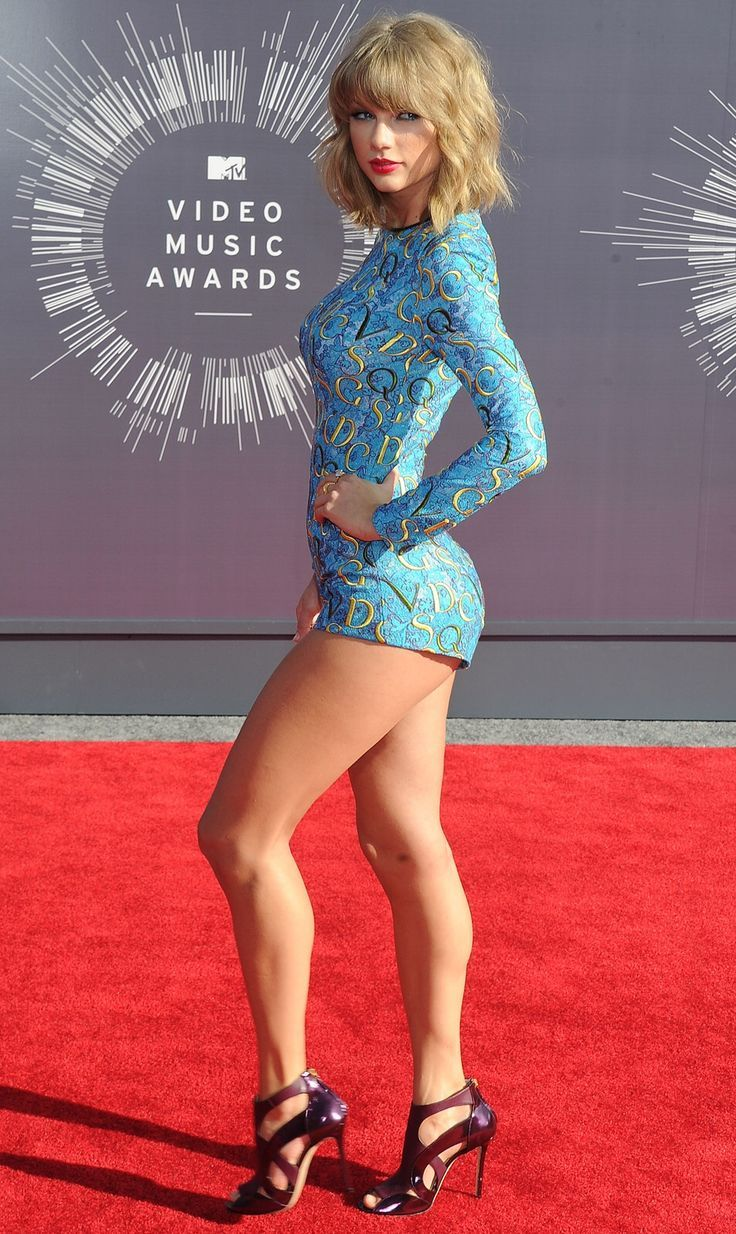 Taylor Swift on Red Carpet