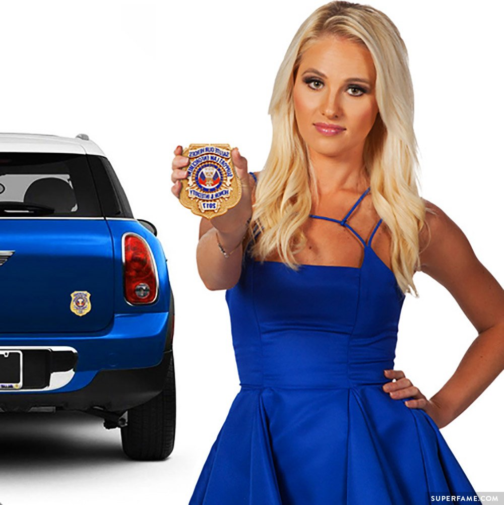 Tomi Lahren Car Ads