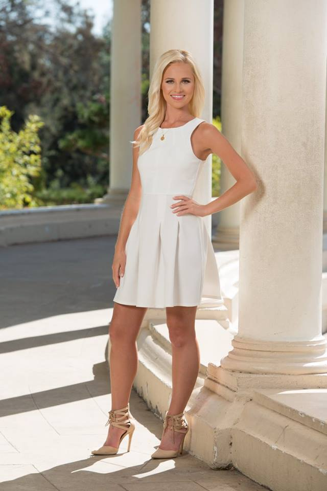 Tomi Lahren Hot in White