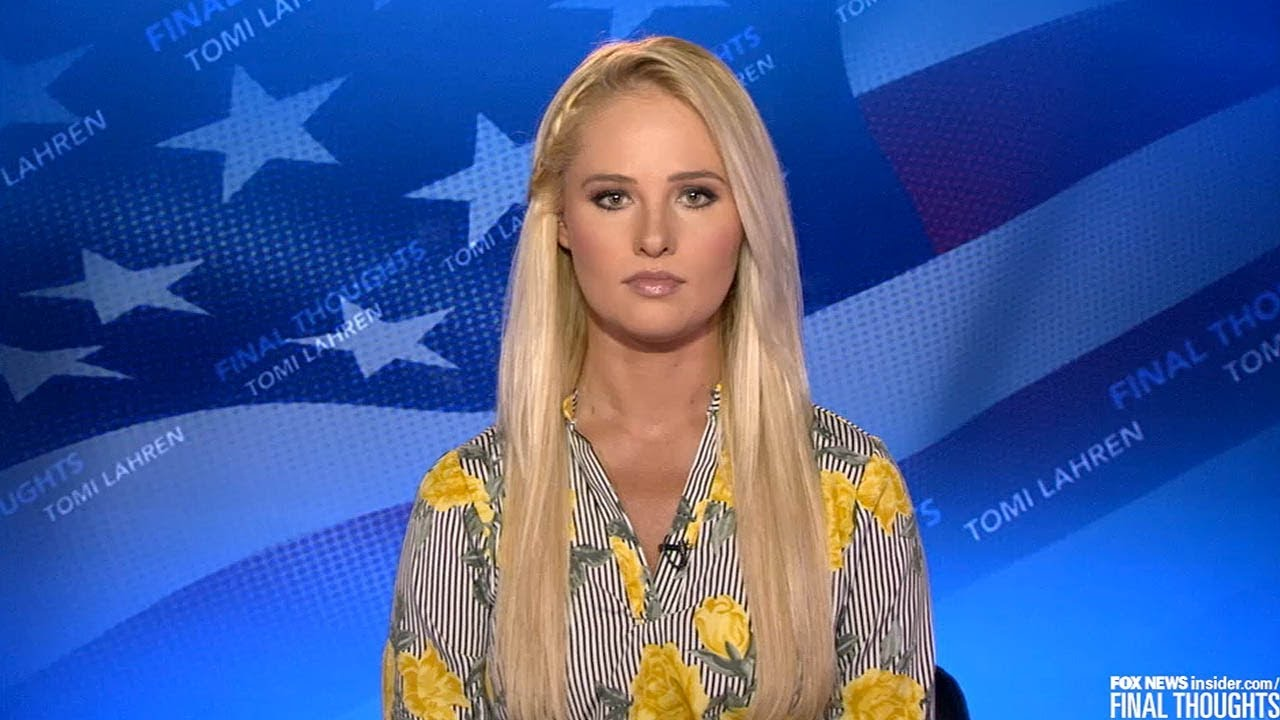 Tomi Lahren on Fox News