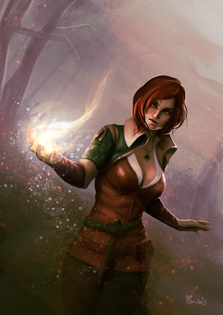 Triss Merigold Boobs